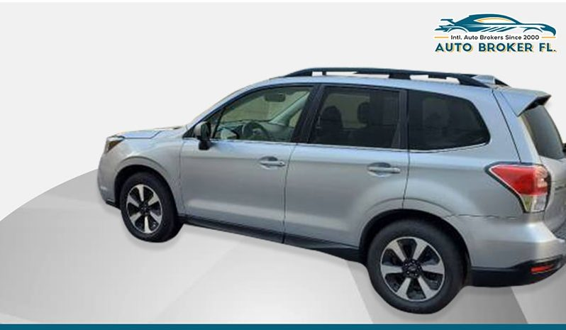 2017 Subaru Forester full