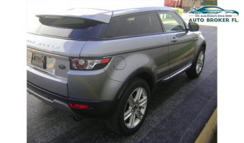 2013 Land Rover Range Rover Evoque Coupe full
