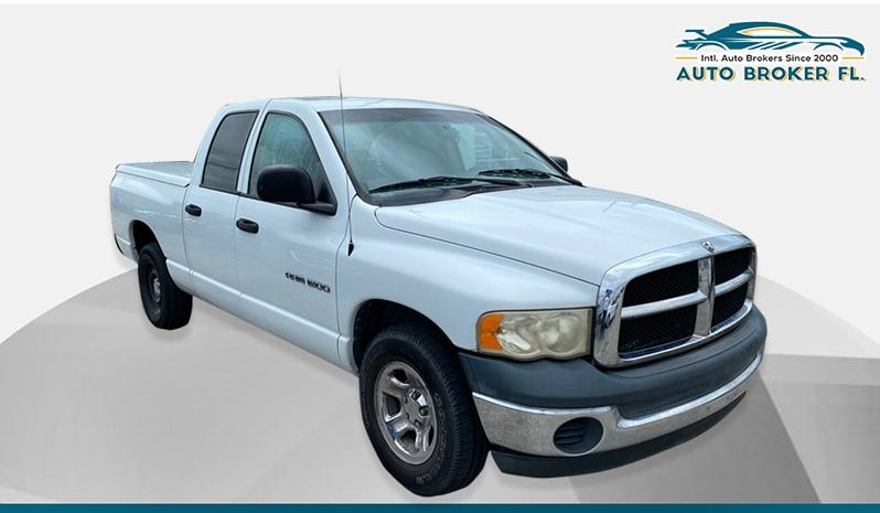 2004 Dodge Ram Pickup 1500 full